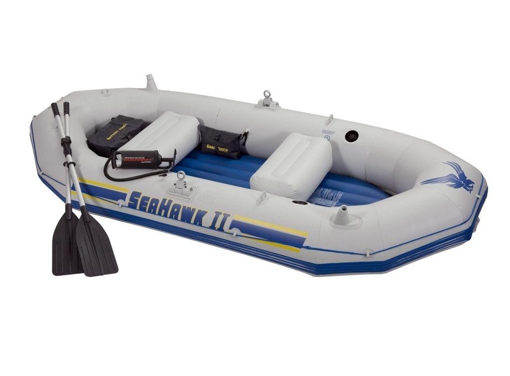 модернизация лодки seahawk