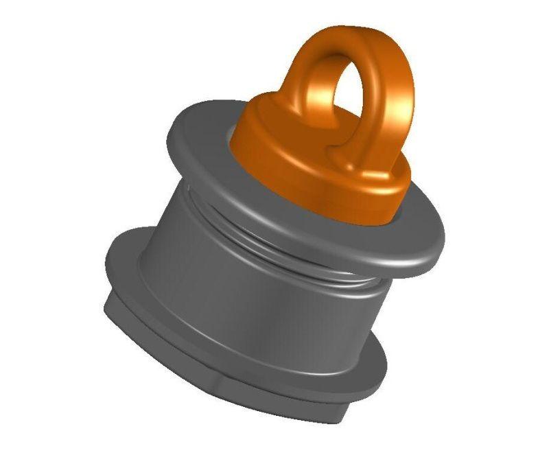 клапан сливной лодочный