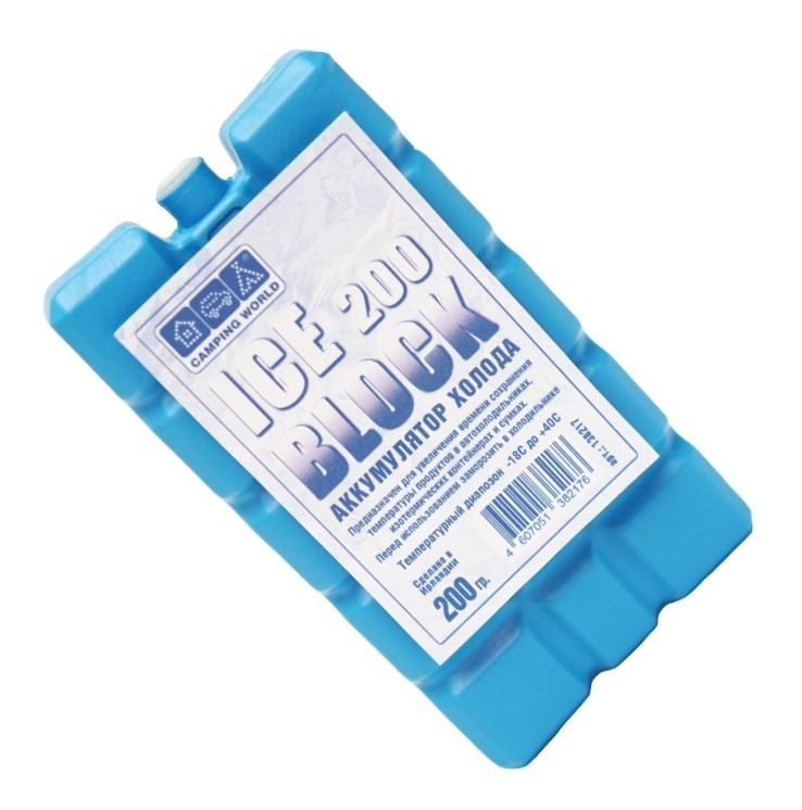 Аккумулятор холода своими руками для термосумки