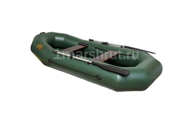 лодка волна одноместная