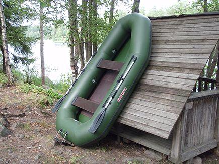 барбус лодка