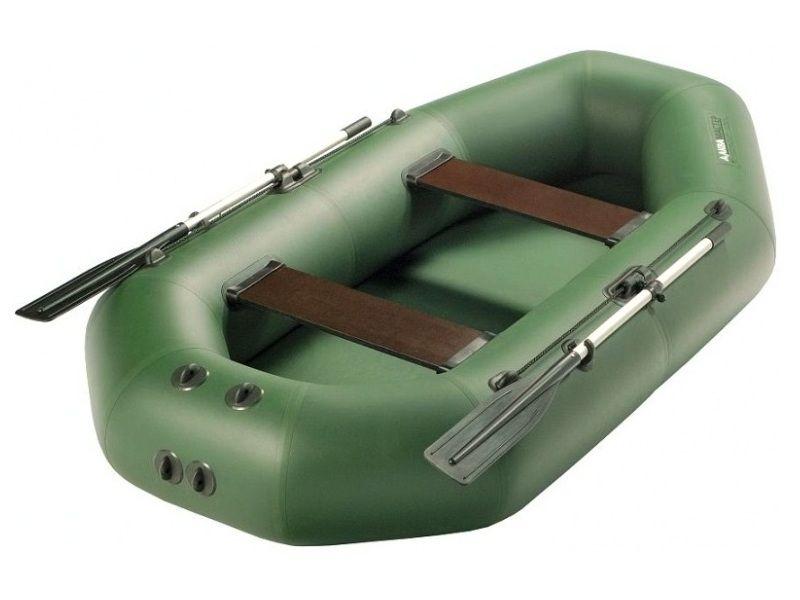 надувная гребная лодка аква